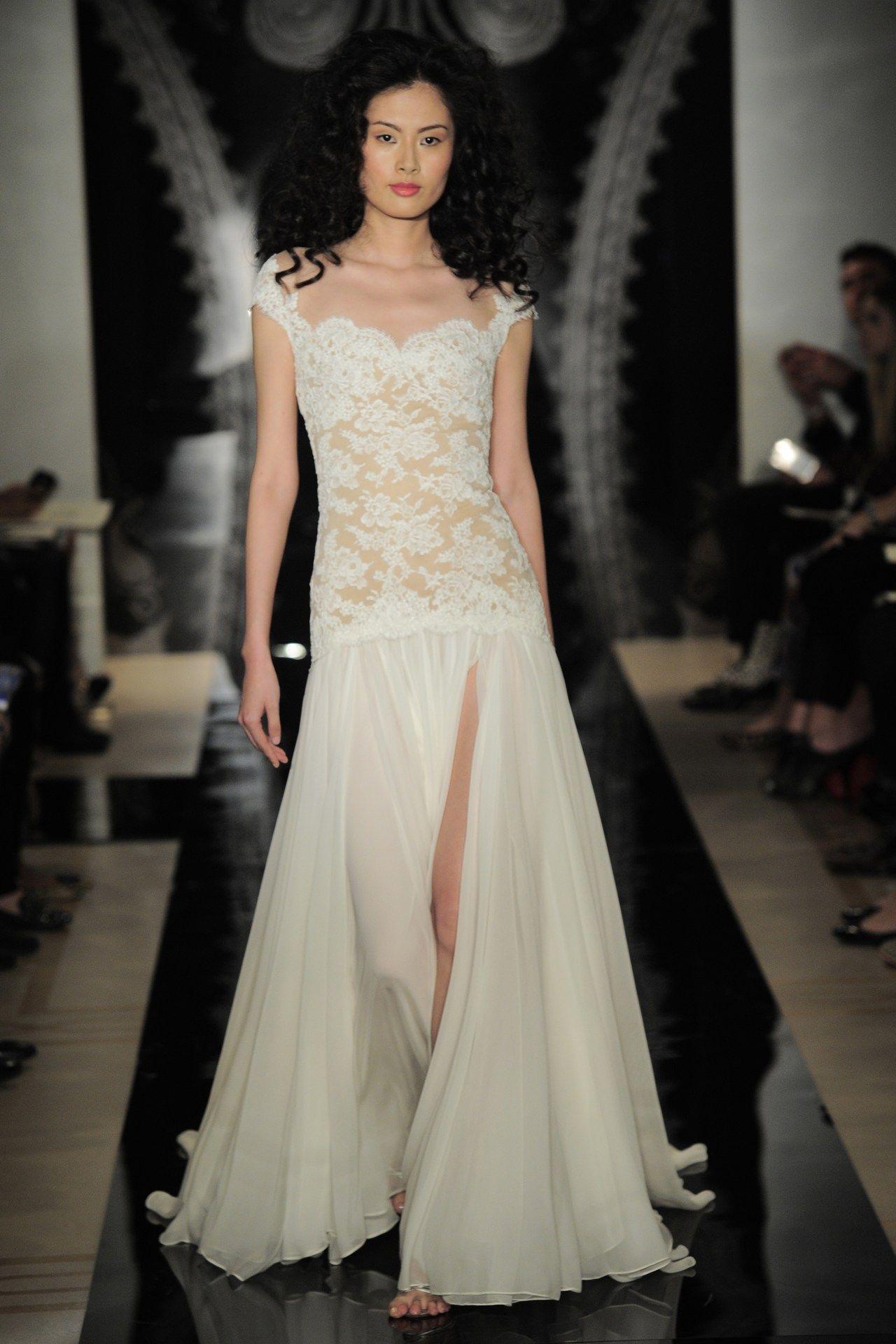 Reem Acra - Bridal Spring 2014