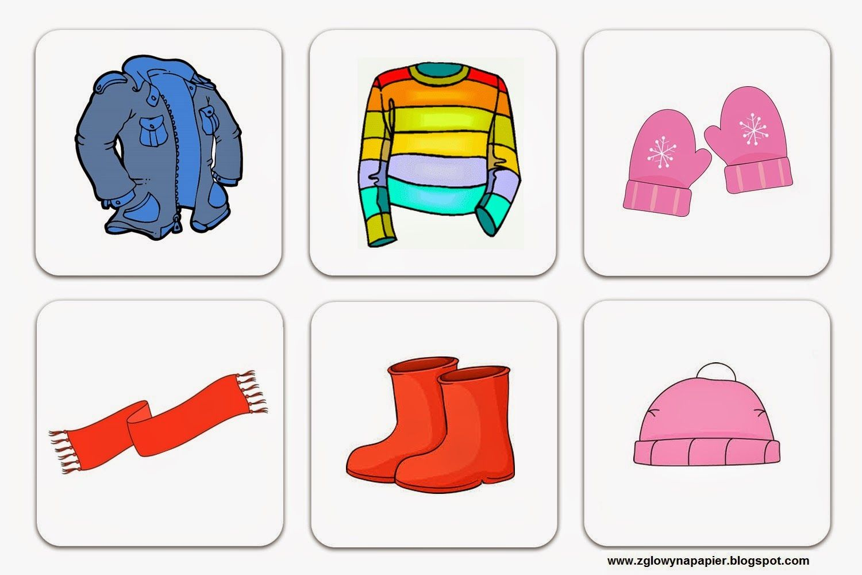 Autumn Weather Amp Clothes Memo
