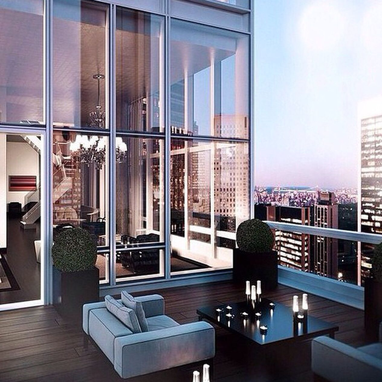 I Need A Apartment: I Want A View Like This