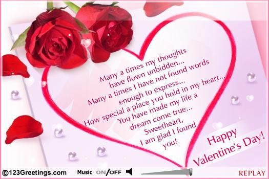 happy valentines day to all my family and friends, and your, Ideas