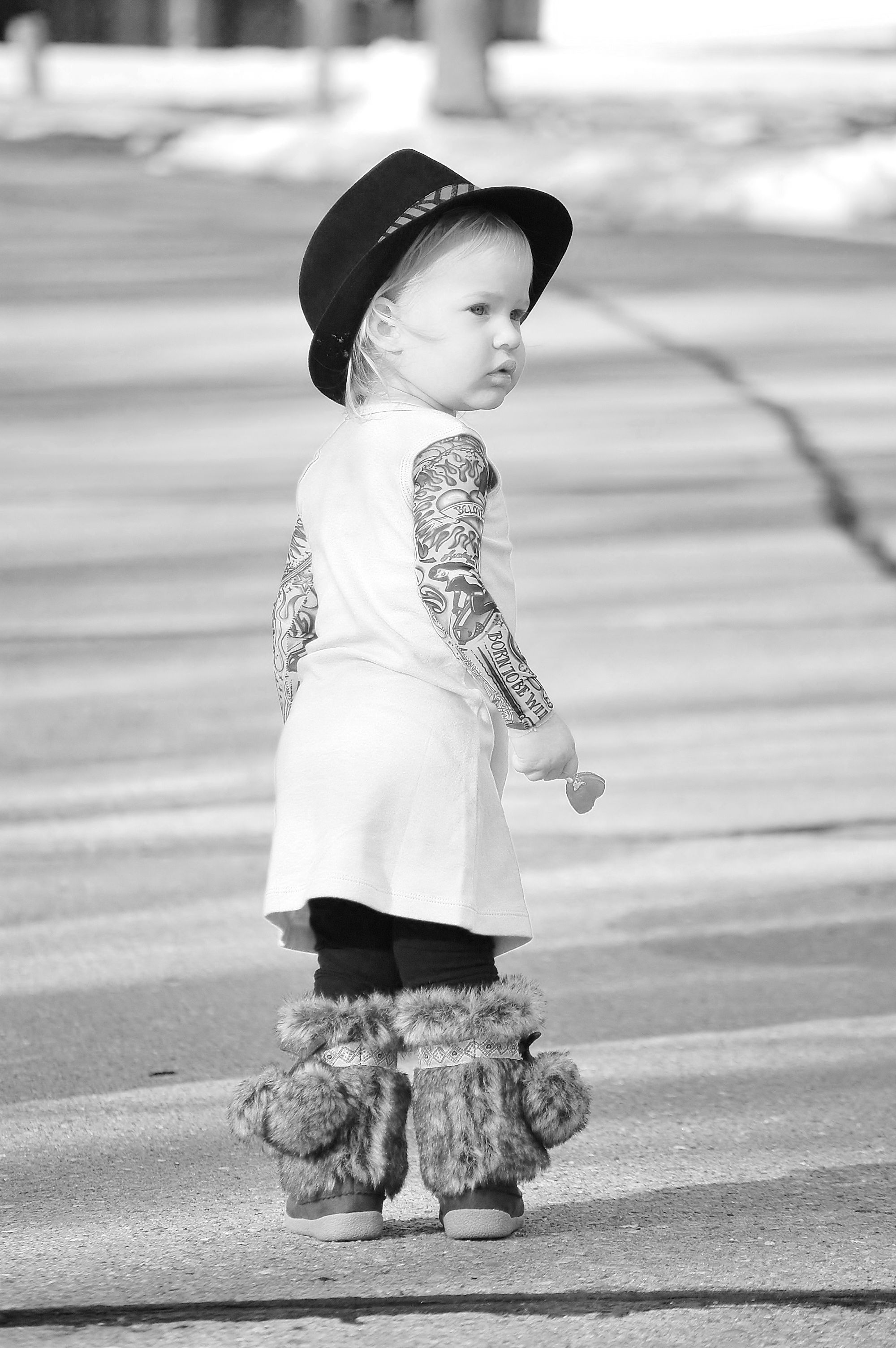 Tattoo Sleeve Sundress Cool