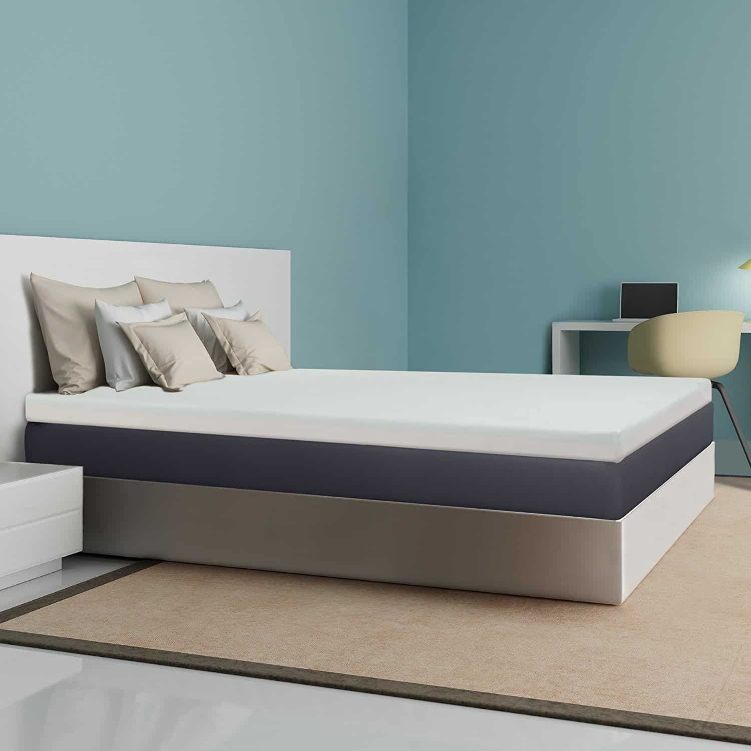 41 Best Dorm Gifts To Give College Students By Sophia Lee Mattress Topper Reviews Memory Foam Mattress Topper Mattress