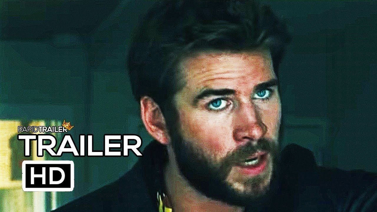 KILLERMAN Official Trailer (2019) Liam Hemsworth, Diane