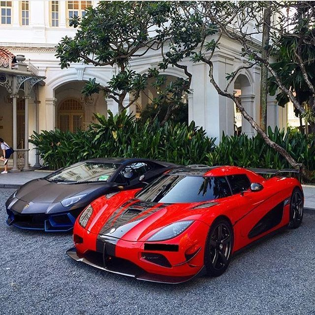Koenigsegg Agera Rs Red: Koenigsegg Agera RS ! Via @blackfoxphotography