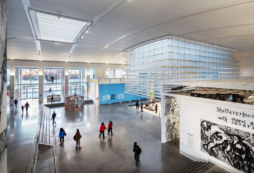 grimshaw architects expands queens museum in new york