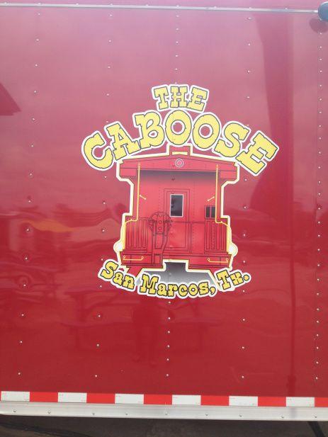 The Caboose Food Truck San Marcos San Marcos Food San Caboose