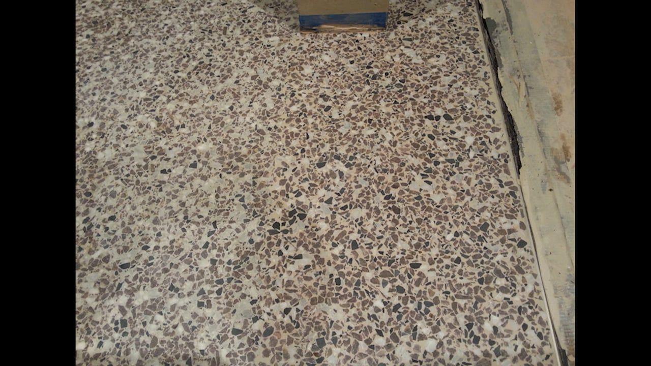 Patch To Match Terrazzo Flooring Terrazzo Flooring