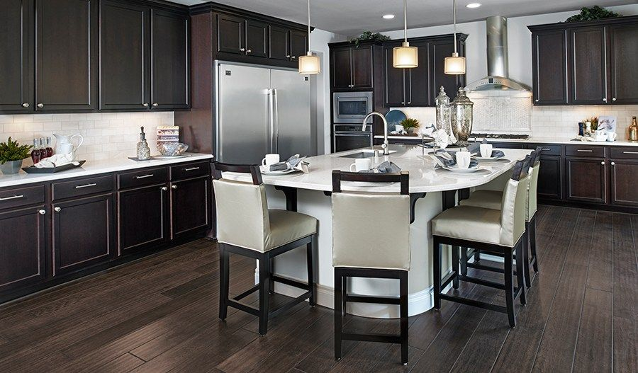 Hemingway By Richmond American Homes At Emerald Pointe