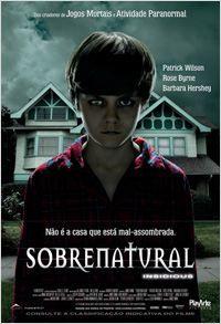 Sobrenatural Poster Filmes De Terror Filmes Sobrenaturais Filmes