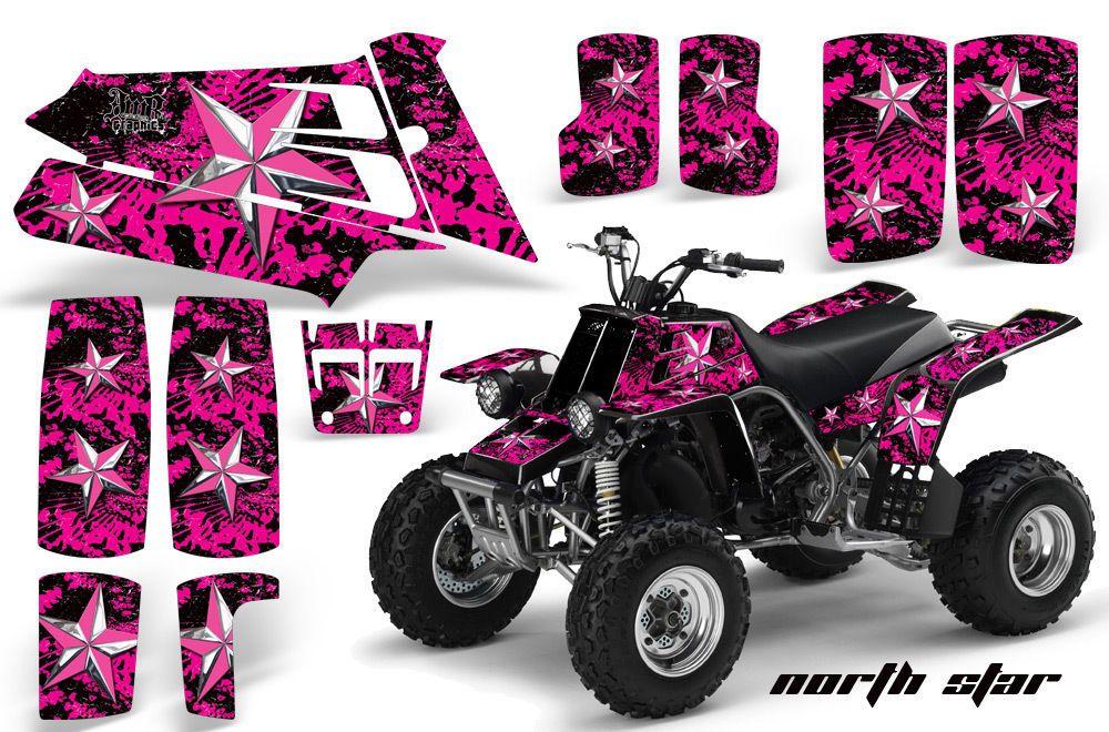 Yamaha Banshee 350 AMR Racing Graphics Sticker Kits 87-05 Quad ATV Decals NS PS
