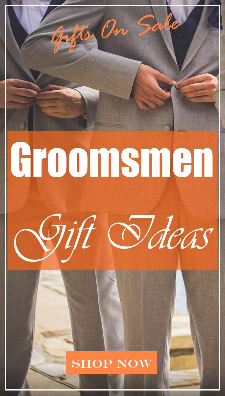 Wooden Usher Groomsman Wedding Party Couple Wedding Gift Boxed Wood Cufflinks