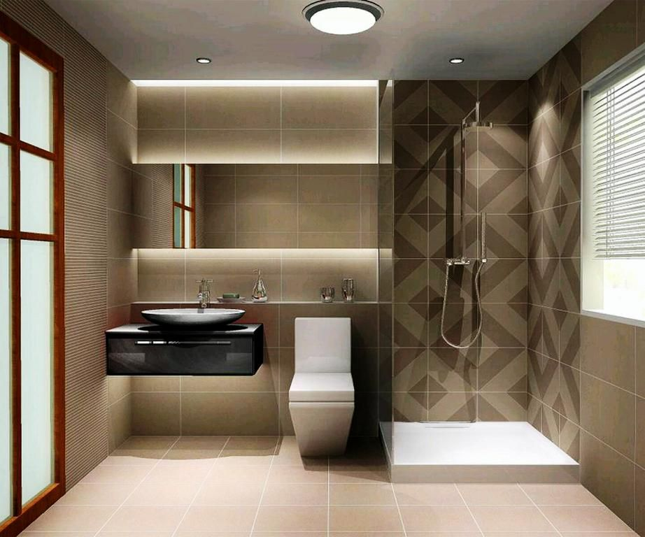 Renovieren Kleines Badezimmer Mit Dunklen Fliesen Diy Kunst Badezimmer Design Kleine Badezimmer Design Moderne Kleine Badezimmer