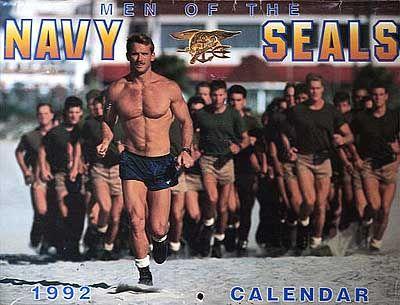 S Helvenston 1992 Seals Calendar Jpg Navy Seal Training Navy Seals Us Navy Seals