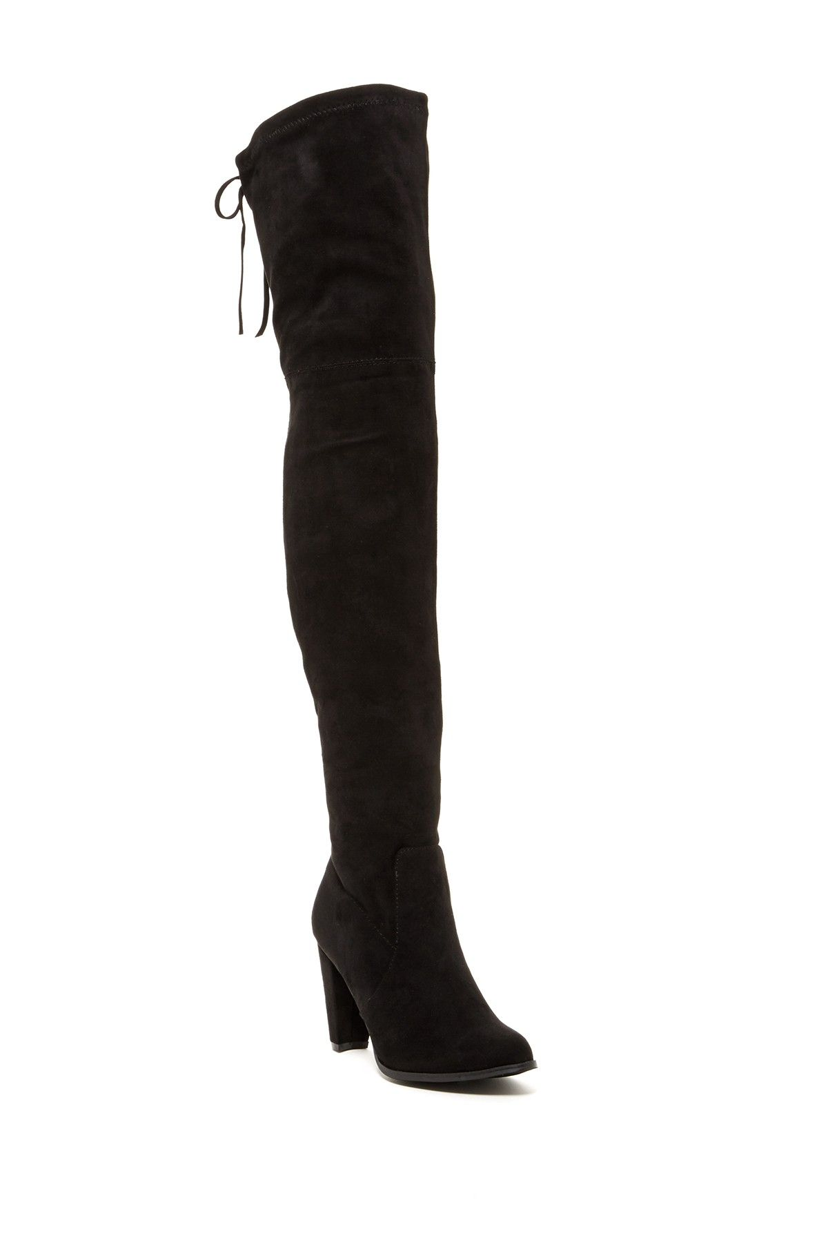 3b59ac25857 Sorcha Faux Fur Lined Over-the-Knee Boot by Catherine Catherine Malandrino  on  HauteLook