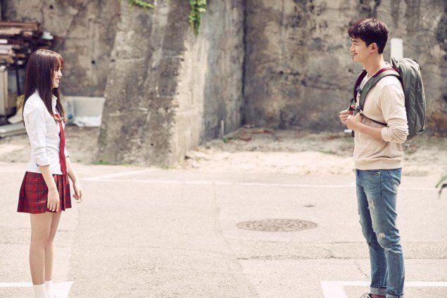 'Hey Ghost, Let's Fight' drop still cuts of Taecyeon, Kim So Hyun, and Kwon Yool | allkpop.com