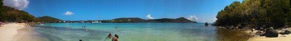 Sugar Bay Beach. Photo taken by me-Amber Martinez #StThomas #USVI