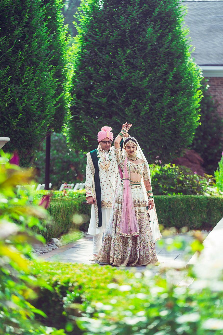 Disha Shil // The Rockleigh Wedding by Regal Palette