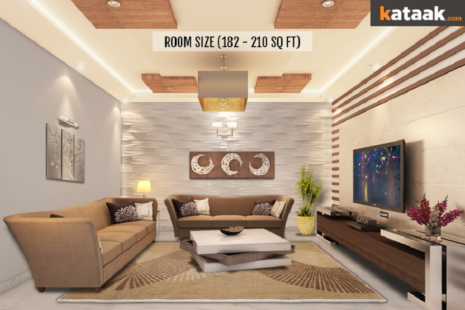 From A Cosy 120 Sq Ft Living Room To A 210 Sq Ft Space We Have Design Solutions For All Check It Out Home Interior Design House Interior Interior Design