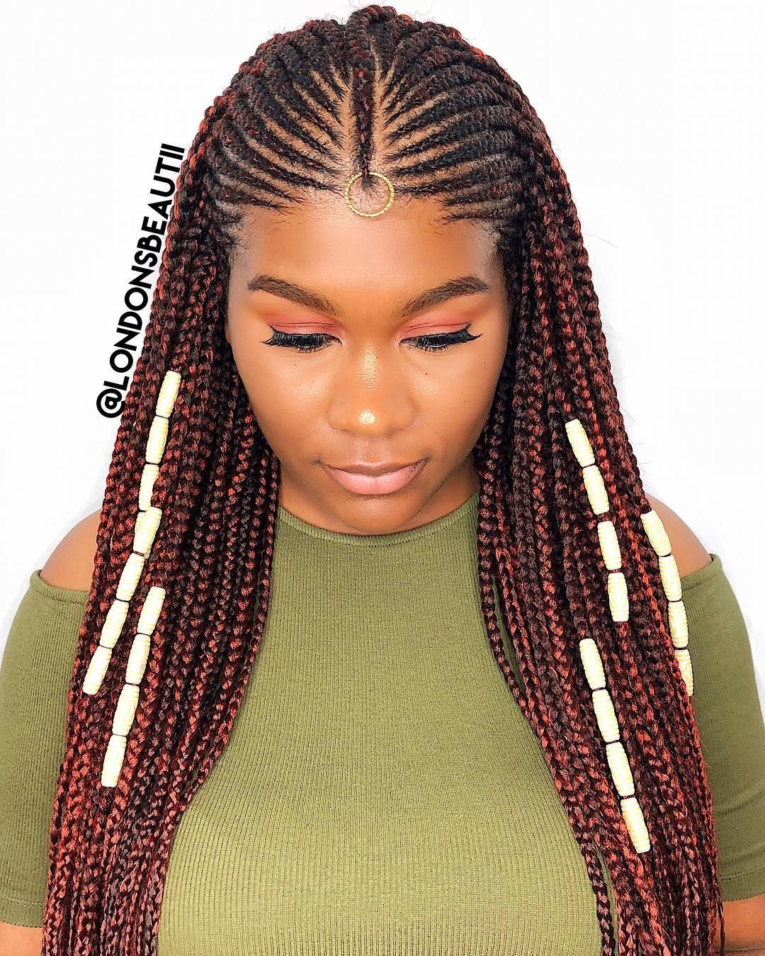 Hairdresser In Jamaica: Pin By Amma Mama On Styled By London's Beautii Hair Salon