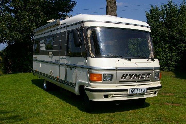 Vw hymer mercedes retro campervan hire festivals for Mercedes benz camper van rental