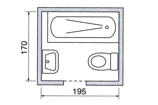 Httpssmediacacheakpinimgcomoriginalsba - Plan d une salle de bain