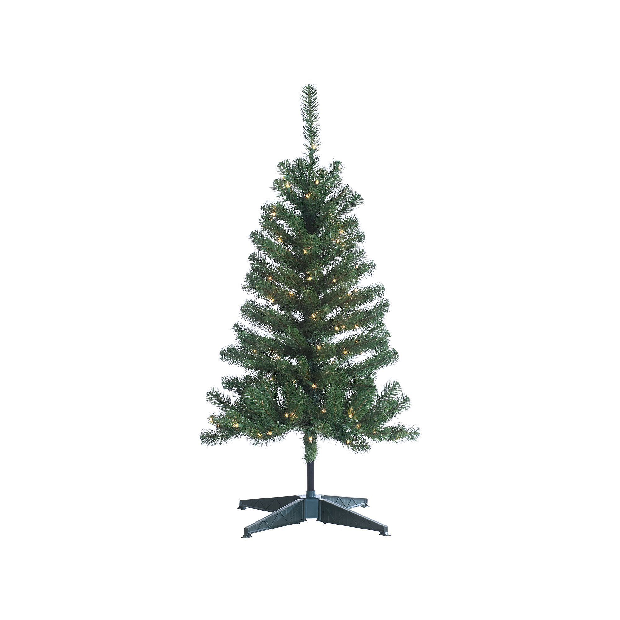 sterling 4 cumberland pine artificial christmas tree - Sterling Christmas Trees