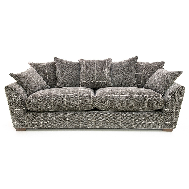 Terrific Casa Ollie 4 Str Sofa Scatter Back Make A Statement In Ibusinesslaw Wood Chair Design Ideas Ibusinesslaworg