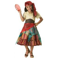 Gypsy girl costume idea  sc 1 st  Pinterest & Gypsy girl costume idea | For the Kids | Pinterest | Costumes Scary ...