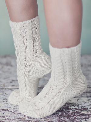Montako silmukkaa sukkiin? Ota tästä ohjeet talteen