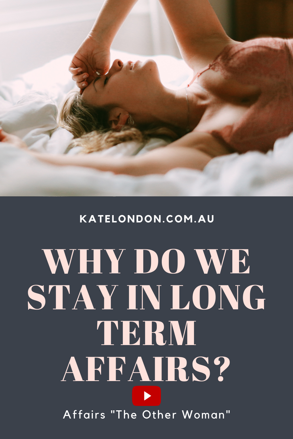 How To Get Out Of A Long Term Affair | Dating a married