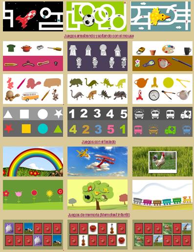 Un Monton De Juegos Online Para Ninos As Desde 1 A 4 Anos Estan