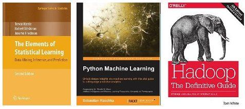 Top April stories: Books for #Data Enthusiast; #DeepLearning vs #SVM & #RandomForests http://buff.ly/1WacPq7