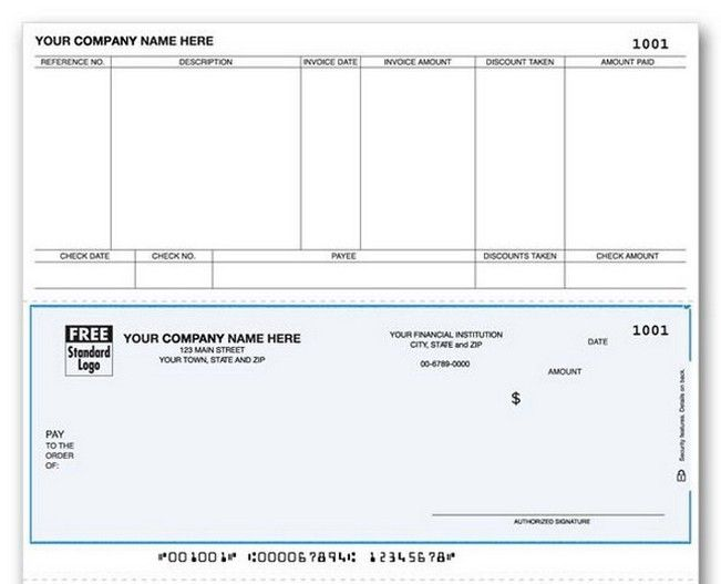 Make Your Own Paycheck Stub | Blank Paycheck Stubs ...