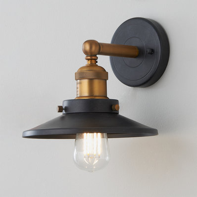 Wall Sconces With Shades Unique Cool Sconces Shades Of Light In 2020 Wall Light Shades Industrial Wall Sconce Wall Mounted Light