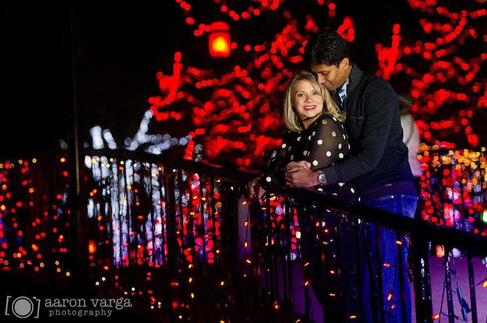 20 - kennywood christmas lights engagement | Christmas Card ...