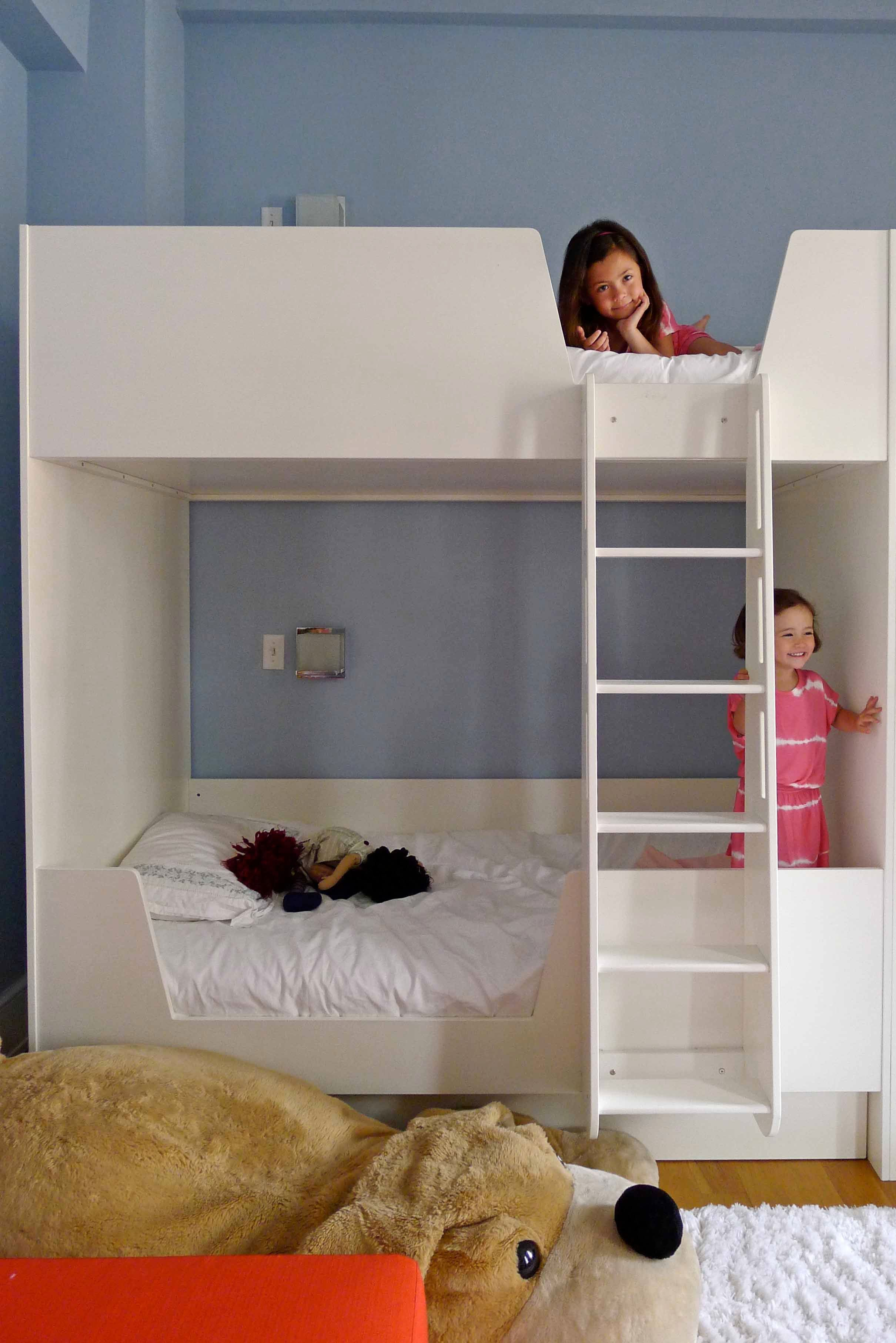 Double Deck Bed Design Make The Most Of Your Bedroom Home New Homes Bunk Beds Built In