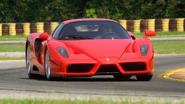 The Ferrari FXX was based on the 2002 Enzo Ferrari, which brought contemporary F1 technology to the ... - Ferrari