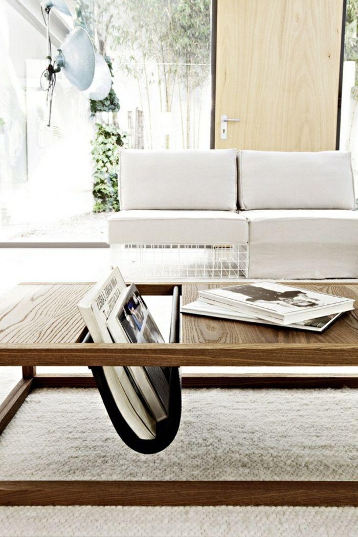 schöner praktischer baumstamm couchtisch | Möbel | Pinterest ...