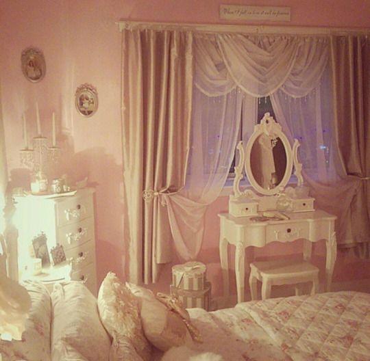 Glamour Queen | Bedrooms in 2019 | Kawaii bedroom, Bedroom ...