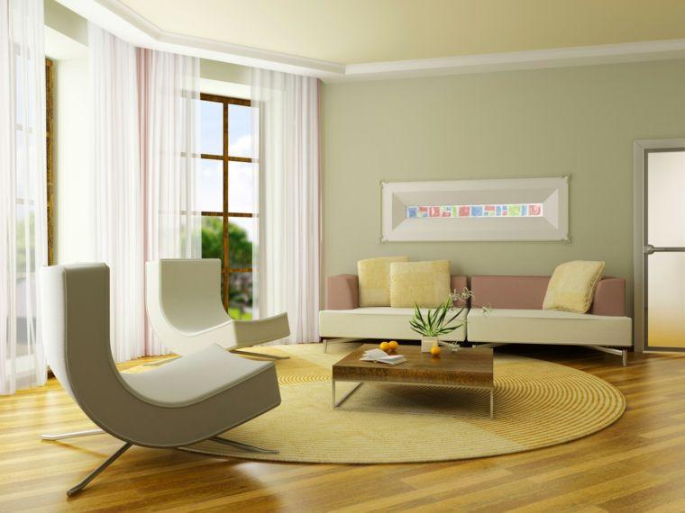 Alfombras de colores para combinar con el interior | Pinterest ...