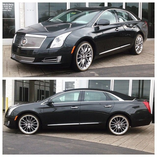 cadillac custom luxury on instagram cars that caught my 20 inch vogue tires