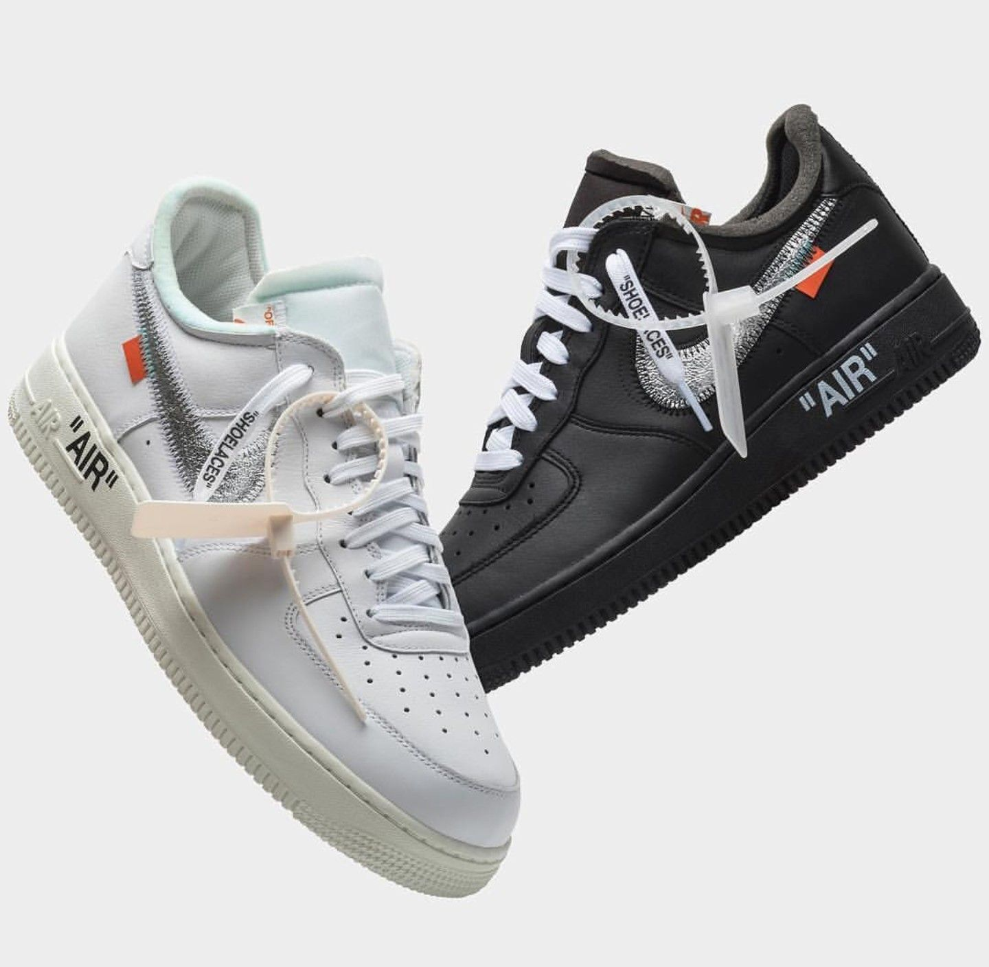 MOMA complexcon exclusive air force 1 x OW | skor | Skor