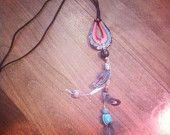 handmade boho style jewelry for sale on my etsy! https://www.etsy.com/shop/SimplyHookedCrochet