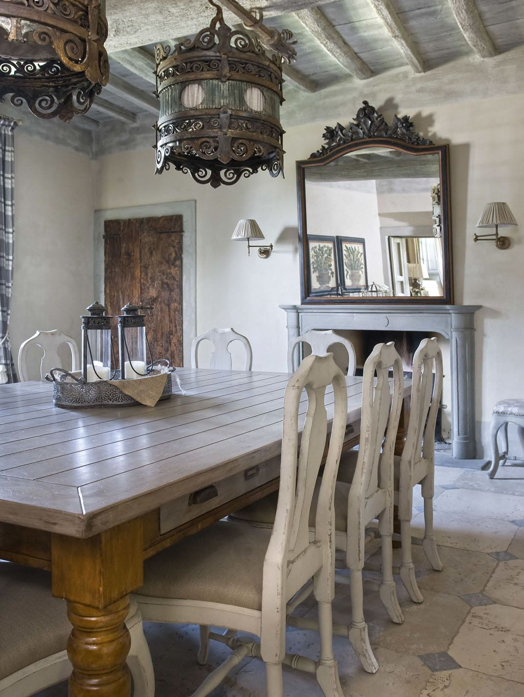 Dining room comedores pinterest l mpara antigua for Comedores con estilo