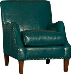 Charming Cool Teal Leather Chair , Awesome Teal Leather Chair 70 For Your Sofa Table  Ideas With