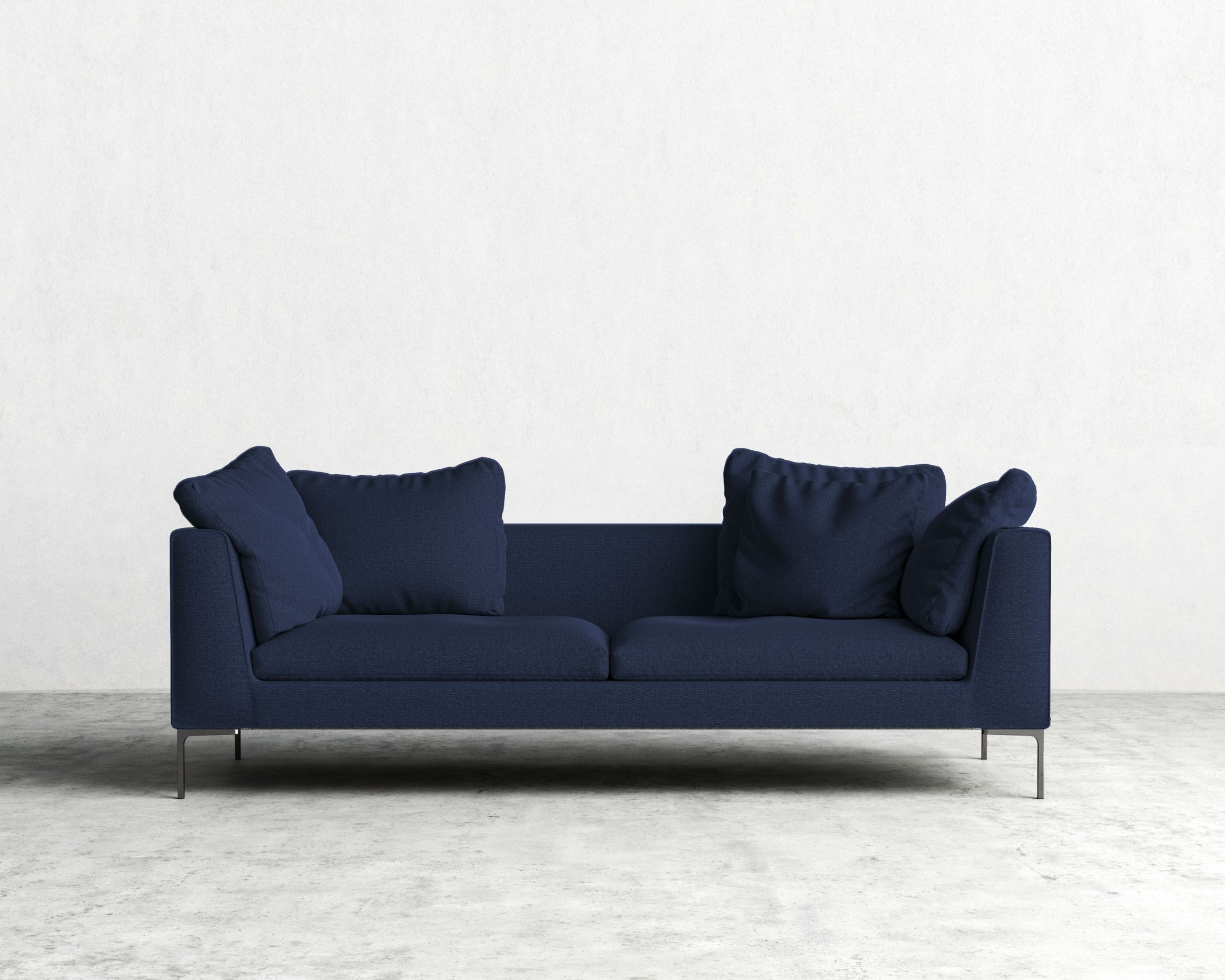 Hugo Sectional | Accent decor, Mid century furniture and Mid century