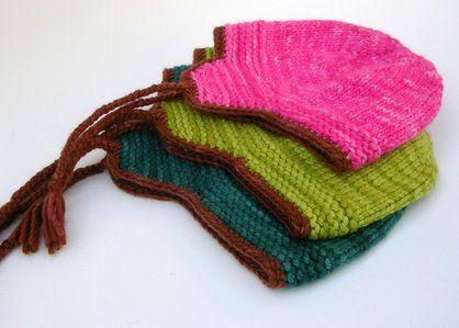 knitting jogless garter stitch in the round. | Tutorials ...