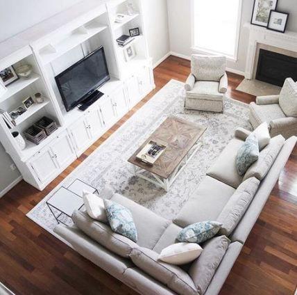 Living room furniture arrangement ideas sectional floors 38+ Ideas #livingroom #furniture