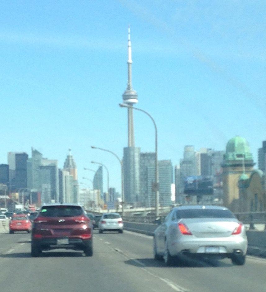 Toronto Canada's Big 🍎