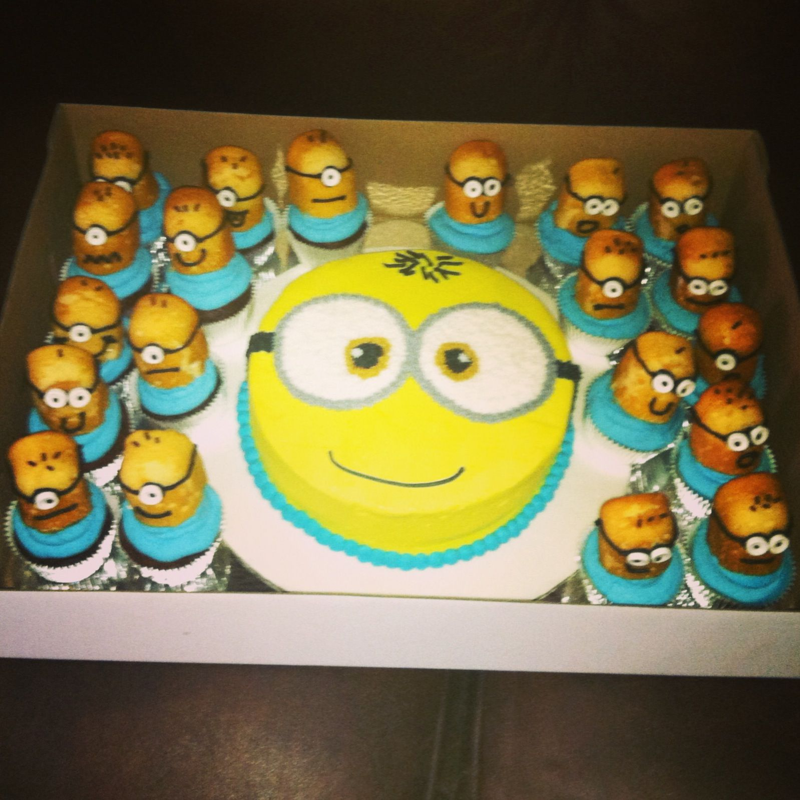 Despicable Me Birthday